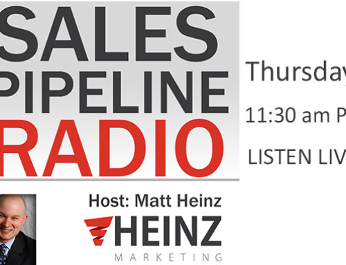 Funnel Radio Adds Sales Pipeline Radio by Heinz Marketing