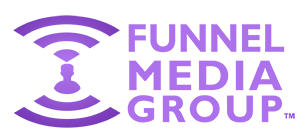 Funnel Media Group, LLC Sticky Logo Retina