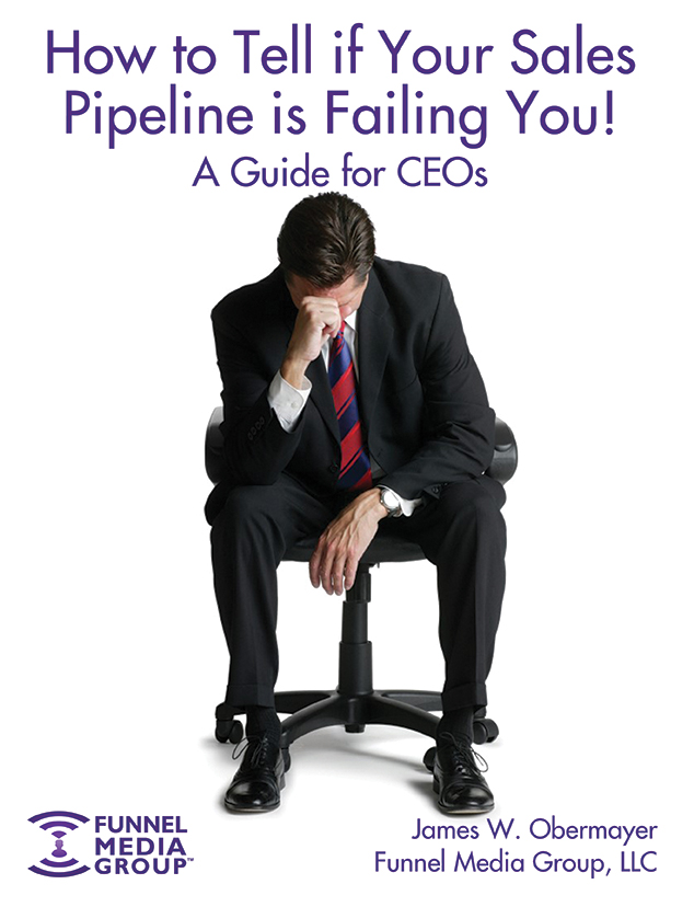 Funnel Media Group How to tell if your sales pipeline is failing - whitepaper