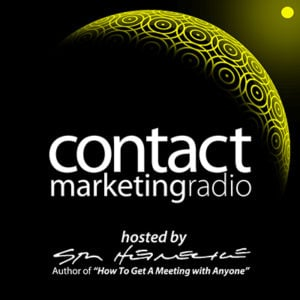 Contact Marketing Radio with Stu Heinecke