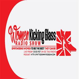 Women Kicking Glass