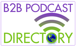 B2B Podcast Directory from Funnel Radio and The Sales Lead Management Association