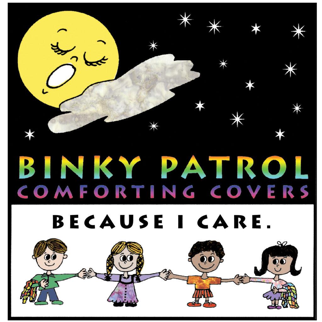 Binky Patrol official logo https://binkypatrol.org