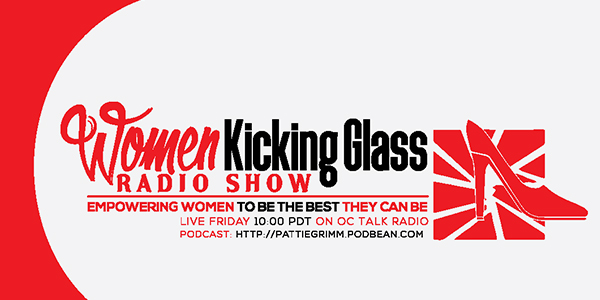 Women Kicking Glass with Pattie Grimm