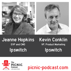 PICNIC Podcast by Ipswitch