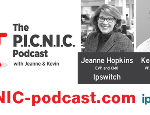 PICNIC Live Podcast Show on Funnel Radio Channel by Ipswitch Brings Discussion to Wider IT Community