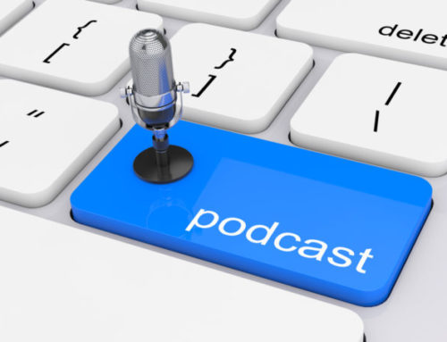 When the Marketing Machine Craves Authentic Content: Use Podcasts