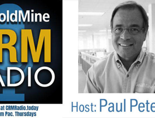 CRM Radio Welcomes Paul Petersen as Host