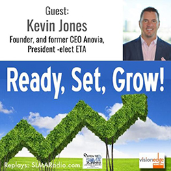 Kevin Jones, Founder and Former CEO Anovia Payments @KJ003