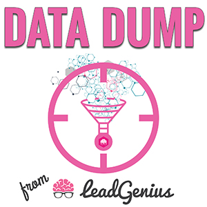 Data Dump with host Mark Godley by LeadGenius