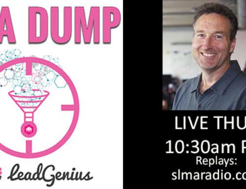 DataDump by LeadGenius, hosted by Mark Godley