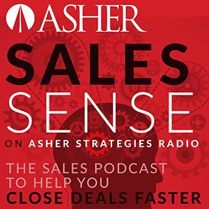 ASHER Sales Sense by ASHER Sales Strategies