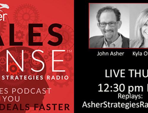 ASHER Sales Sense