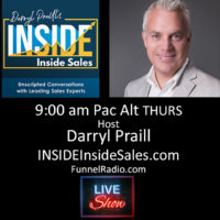 INSIDE Inside Sales with host, Darryl Praill