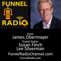Funnel Radio Channel host James Obermayer