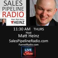 Sales Pipeline Radio with host Matt Heinz