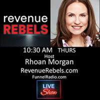 Revenue Rebels by Demandlab with host Rhoan Morgan