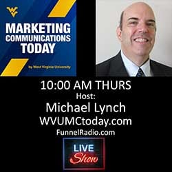 WVUMCToday host Michael Lynch