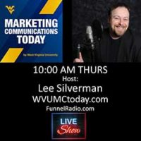 WVUMCToday host Lee Silverman