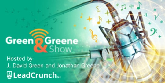The Green and Greene Show Host: J. David Green and Jonathan Greene