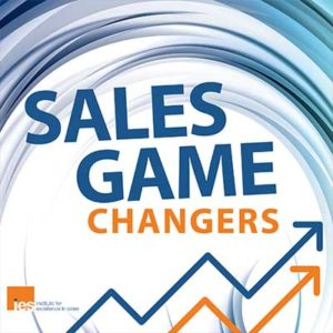 Sales Game Changers Podcast with host Fred Diamond