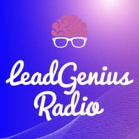 LeadGenius Radio with host, Mark Godley