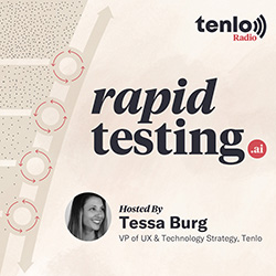 RapidTesting.ai from Tenlo hosted by Tessa Burg
