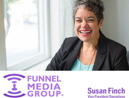 The Funnel Media Group Appoints Susan Finch Vice President of Operations
