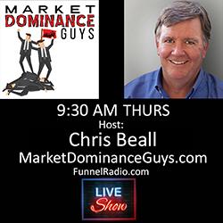 Chris Beall host of Market Dominance Guys