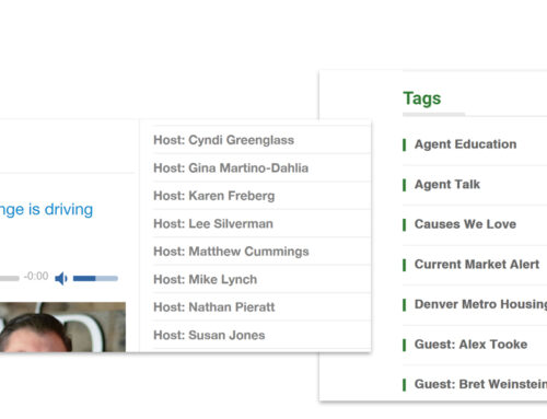 Categories and Tags – evergreen links to promote your podcast.