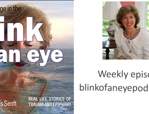 Blink of an Eye Podcast Debuts with Louise Phipps Senft on the Funnel Radio Channel